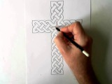 Celtic Design 11 (a Celtic cross)