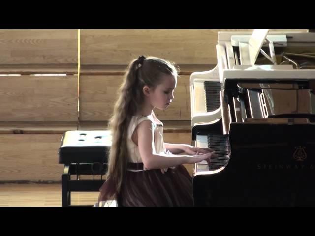 """Izabelė Orlaitė (piano). Jury Vesniak - """"Pasaka"""""""