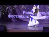 Богданова Аня  Минута Славы бэби, дебют  Фестиваль Arabian Queen