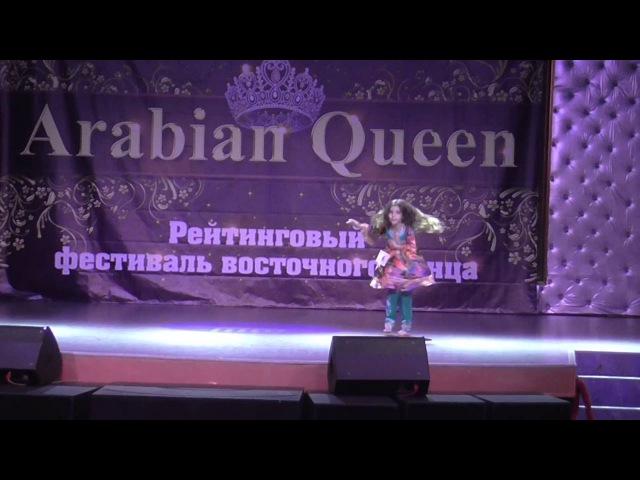 Ботя Даша Фольк Супербэби, начинающие Фестиваль Arabian Queen