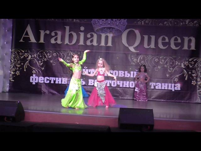 Импровизация 1 супербэби, начинающие Фестиваль Arabian Queen
