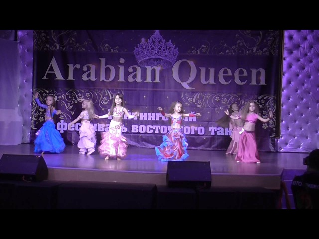 Импровизация 1 супербэби, дебют Фестиваль Arabian Queen