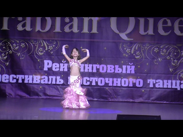 Иванова Тая Минута славы супербэби, дебют Фестиваль Arabian Queen