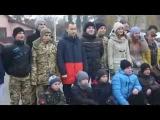 Всеукраїнська акція 22_Push_up_chalenge від ВПЦ 3-й полк