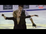 Kaitlyn Weaver  Andrew Poje SD 2016 Cup of China