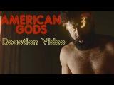Gay Sex Scene Reaction Video   American Gods Episode 3 Head Full of Snow