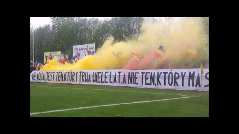 4L: Pogoń Leżajsk - Unia Nowa Sarzyna [Pogoń fans]. 2017-04-30