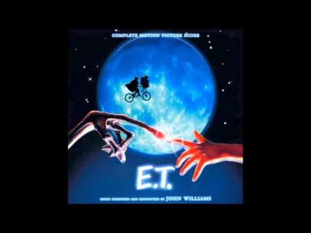 E.T. the Extra-Terrestrial - FULL Soundtrack John Williams Full HD 1080p