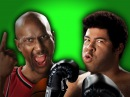Epic Rap Battles of History - Behind the Scenes - Michael Jordan vs Muhammad Ali