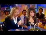 Игорь Николаев и Наташа Королева про Новый год (Голубой огонек 1998) интервью