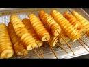 Чипсы на палочке готовим дома рецепт онлайн