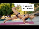 5 Minute Fat Burning Bikini Workout 89