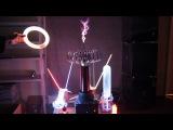 Bluetooth MIDI Tesla Coil FBR-M - Bach Toccata