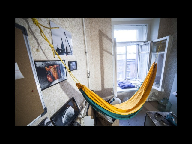 Как быстро и просто прикрепить гамак дома | How fast and easy to attach a hammock at home