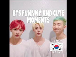 BTS funny and cute moments✨