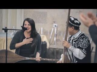 Элиз Андерсон – уйгуровед, американка поющая уйгурские песни