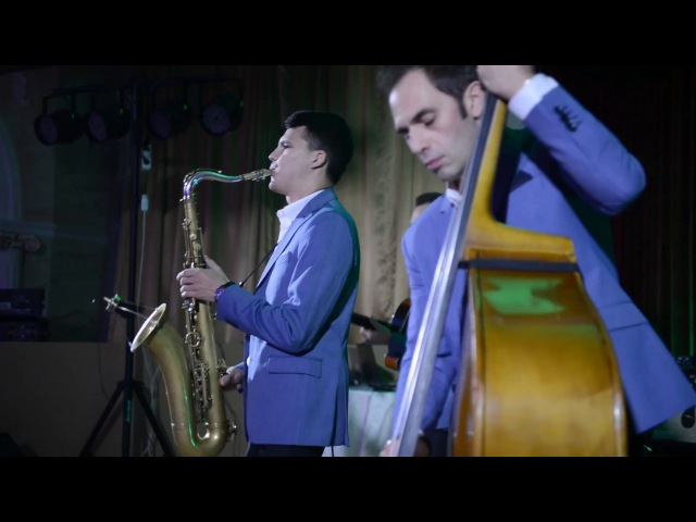 Джаз Кавер Группа PLAYTIME группа джазовые музыканты на свадьбу саксофонист исполнители артисты