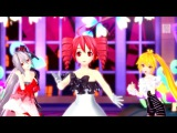 PDX Mod Full Chaos Medley ~Giga Remix~ ft Yowane Haku.Akita Neru &amp Kasane Teto - PS VITA