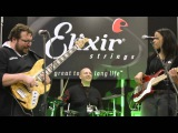 London Bass Guitar Show 2015 - Yolanda Charles, Federico Malaman,Gergo Borlai, Elixer string