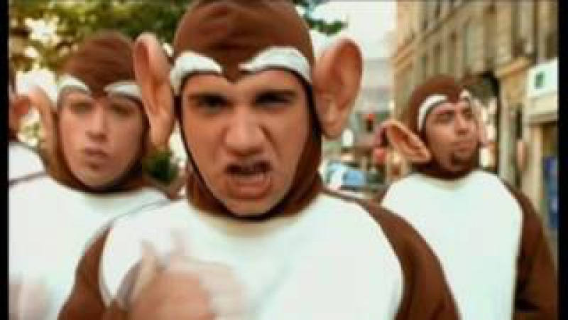 Bloodhound Gang - The Bad Touch [ Russian cover ]   На русском языке   Radio Tapok