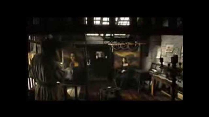 Кондиционеры Gree реклама с Леонардо да Винчи