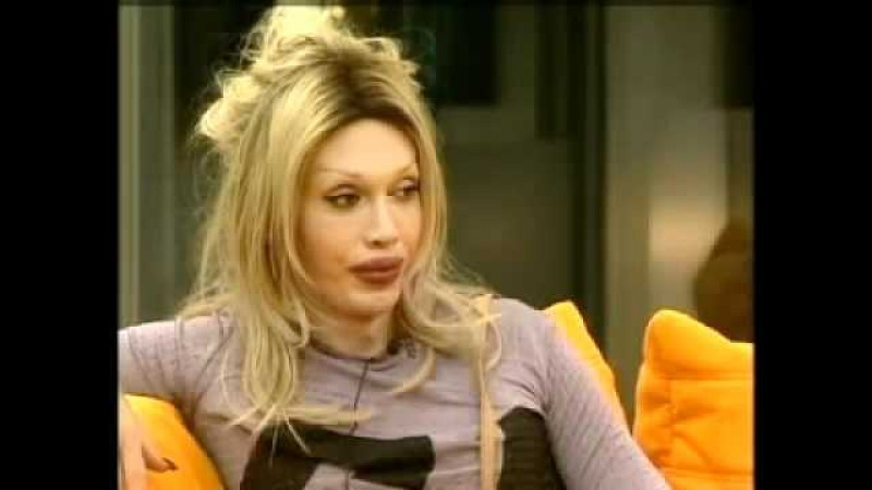 Pete Burns Bashes Jodie the Imbecile Marsh