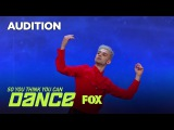 Ryan Bailey Auditions To A Classic  Season 14 Ep. 3  SO YOU THINK YOU CAN DANCE