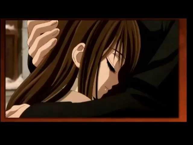 Аниме:Рыцарь вампир песня:Гранитный камушек.