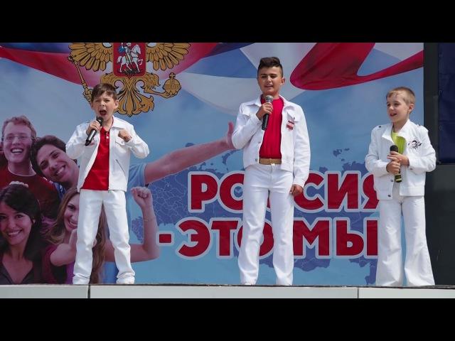 Робинзон моя Россия