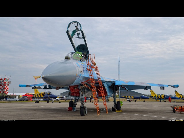 DCS World | Су-27 | сервер КВП | Тест записи и opentrack