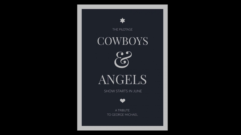A Tribute To George Michael by Pilotage ` Cowboys Angels