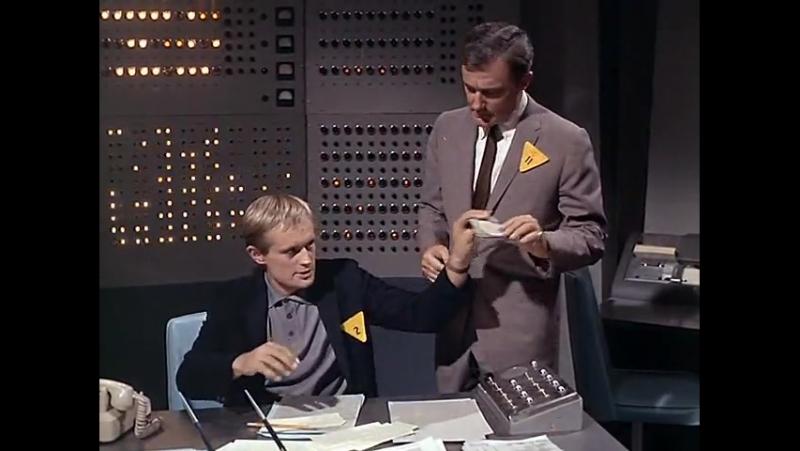 Шпион с моим лицом (1965, США, боевик, приключения, криминал, комедия)