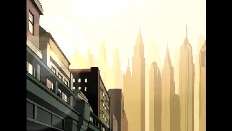 The Batman.Бэтмен (2004-2008) Третий Сезон 12 серия