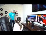 Video baby-Папа и дочка