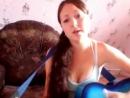 Есть красивая одна девушка на земле - на гитаре