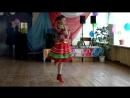 Конкурс Танцующий попугай 2017 Танец Казачка в исполнении Шкрябиной Марии II место