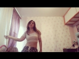Моя импровизация ?не судим строго..это не дэнсхолл,просто танцую так,как чувствую...