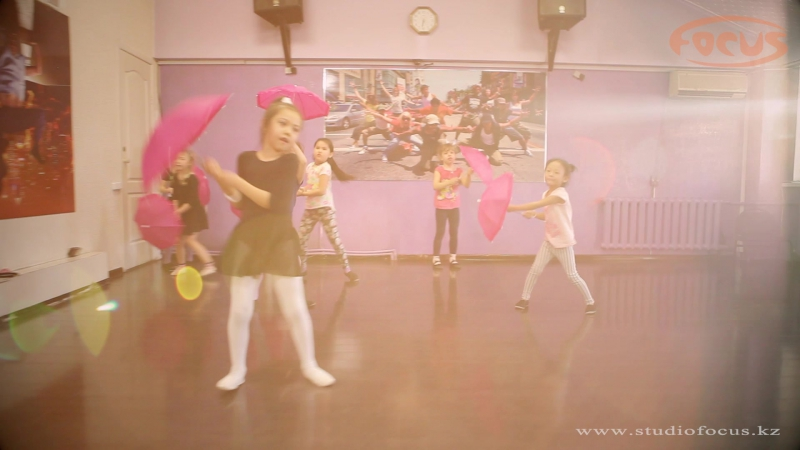 Cosmostars | Choreography by Julie Kim | Dance Studio Focus