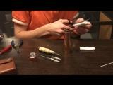 Намотка framed staple coil Мануал часть 2