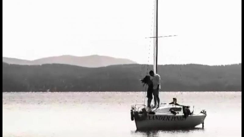 Романтические прогулки на парусной яхте по озеру Тургояк