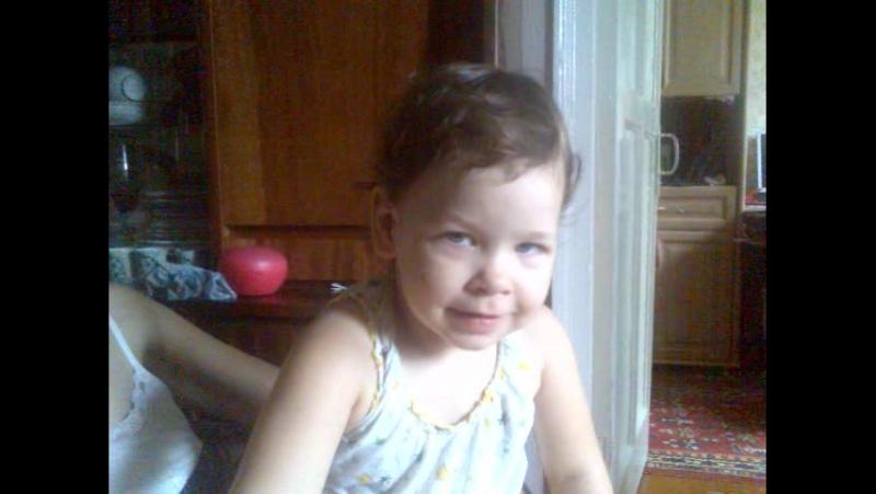 Моя племяшка когда-то давным давно))
