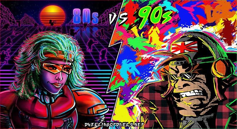 На выходных закончилась массовая битва 80-х и 90-х на Dwelling of Duels. Кто победитель? Ну, на первом месте трек из 80-х, н�...