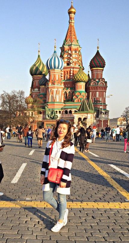 Аня Чипчикова | Москва