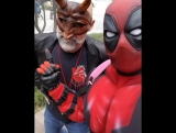 Ken Pontac and Deadpool for Stefan &lt3