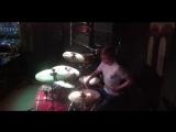 Артём Симонов (14 лет). Drum Cover Royal Crown Revue, Peter Cincotti