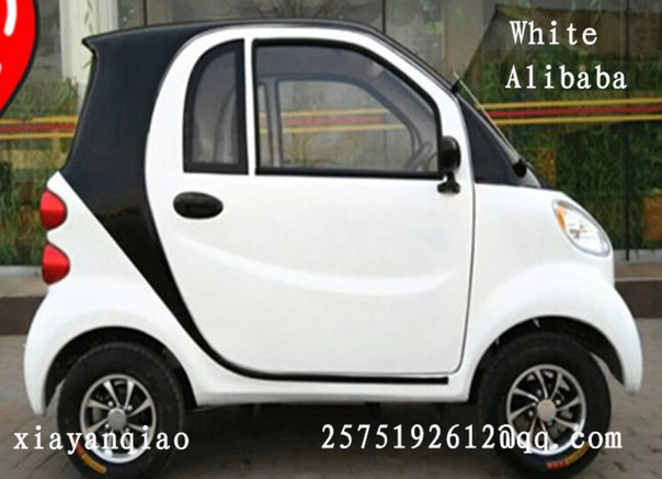 На AliExpress продается Машина  https://ru.aliexpress.com/store/product/Electric-cars-electric-motorcycles-electric-sightseeing-cars-Car-electric-carriage-instead-of-walking/436811_32400830766.html?detailNewVersion=&categoryId=1221