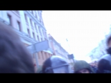 Как я сходила на День России в Москве