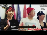 BTS в Америке Part 2-3 (стеб. озвучка)