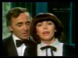 Вечная любовь Мирей Матье и Шарль Азнавур