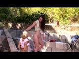 2 девки пробуют новые анальные секс игрушки порно анал анальный фистинг anal fisting gaping лесбиянки lesbians молоденькие milf